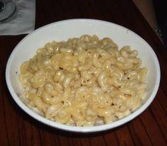 Macaroni and Cheese Recipe served at Jiko in Animal Kingdom Lodge Resort at Disney World
