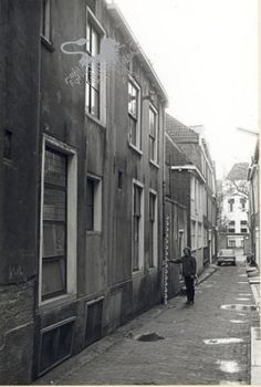 maria annastraatje 1973 Historisch Centrum Leeuwarden - Beeldbank Leeuwarden
