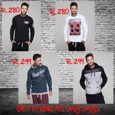 JAY JAYS MENS SWEATS by jadeclaire19 on Polyvore