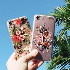 Floral nunca sai de moda. Pense isso use isso! {cases: floral e âncora floral}  [NA COMPRA DE DUAS GOCASES VOCÊ GANHA 50% OFF NA TERCEIRA]  #gocasebr #instagood #iphonecase #rodrigofalco #flower #gocaseblack #blcknov #usogocase