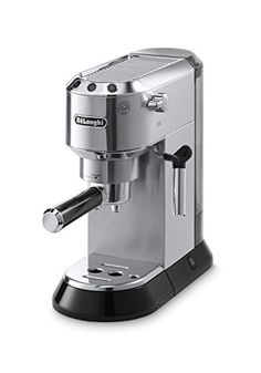 Delonghi EC680M DEDICA 15-Bar Pump Espresso Machine, Stainless Steel – KITCHEN APPLIANCES
