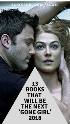 This reading list of thrillers and mysteries from 2018 like Gone Girl will bring you the edge of your seat. The perfect list of novels for the summer!