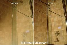 Ako vyčistiť zaschnuté kvapky na dverách sprchového kúta a skle? Je to úplne jednoduché | Chillin.sk