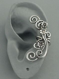 I love ear cuffs.