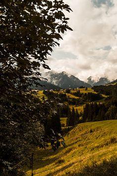 Autumn in Kleinwalsertal #kleinwalsertal #visitvorarlberg Alpine Village, Explore, Mountains, Nature, Travel, Voyage, Viajes, Traveling, The Great Outdoors