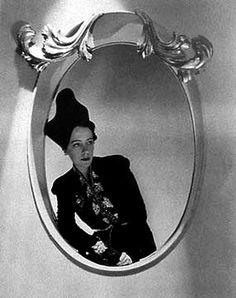 """""""Elsa Schiaparelli, New York, 1936"""" © Horst P. Horst / Staley-Wise Gallery New York"""