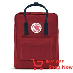 Shop your Kanken bag or backpack from the official Fjallraven US online store. We have Kanken mini, re-Kanken and the original, iconic Kanken bag