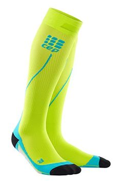 Men's Athletic Compression Run Socks - CEP Tall Socks for Performance Calf Injury, Running Cross Training, Athletic Socks, Sore Muscles, Crossfit, Rubber Rain Boots, Calves, Cross Fitness, Athlete