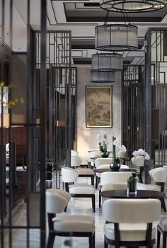 Restaurant Concept, Cafe Restaurant, Commercial Design, Commercial Interiors, Chinese Interior, Restaurants, H & M Home, Restaurant Interior Design, Chinese Restaurant
