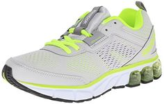 Reebok Womens Jet Dashride Running Shoe SteelSolar YellowSolar GreenWhiteFlat GreyGravel 8 M US * For more information, visit image link.