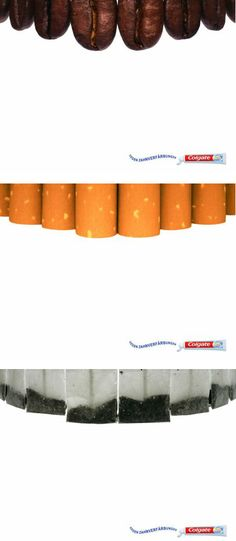 12 Creative Toothpaste Advertisements (toothpaste ad, toothpaste ads) - ODDEE