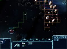 EasyStarJS pathfinding algorithm is completely integrated into #fivenations. Check out how nicely the Orca gets around the asteroid wall. #gamedev #indiedev #indiegame #games #indiegames #html5games #javascript #gamedesign https://video.buffer.com/v/5ac4ee3f0b3b3a5c6fc29503