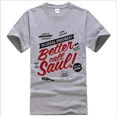 Better call Saul T-shirts UNISEX Swag Funny от PersonelleLUX