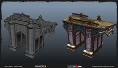 Polycount Forum - View Single Post - Uncharted 3 - Environment Art Dump - Anthony Vaccaro