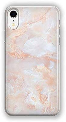 sneakers for cheap e81ac 77364 Amazon.com: Recover Agate Marble iPhone XR Case. Soft Protective ...