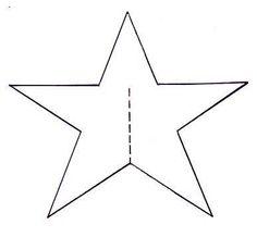 desenho de A estrela brilha com luz própria para colorir
