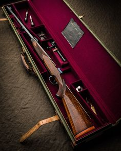 A Brace Of Rare Big Game Rifles Sold Through Westley Richards Agency