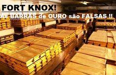 EUA: barras de OURO FALSAS em Fort Knox !! | Disso Você Sabia ?