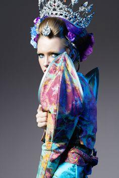 Atashi-Boku feature and write up, read on Fashionising.com    Styling by Tamzen Holland FASHION STYLIST