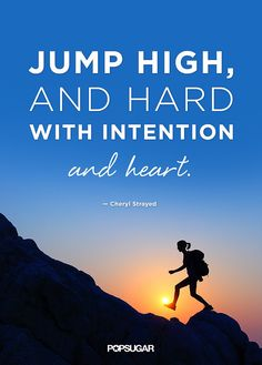 Inspiring quotes from Cheryl Strayed