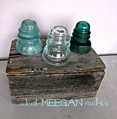 Meegan's 22 Ways To Use Barn Wood Boxes