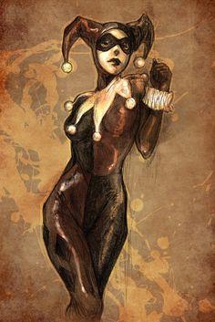 Sepia Harley