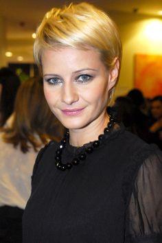 Małgorzata Kożuchowska,listopad 2006 rok, fot. Akpa
