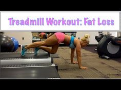 Treadmill Workout | How to Lose Fat | Weight Loss Motivation