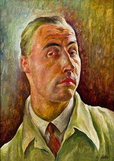 Selfies, Karl Hofer, Hans Thoma, Ludwig Meidner, George Grosz, Degenerate Art, New Objectivity, Art Eras, Socialist Realism