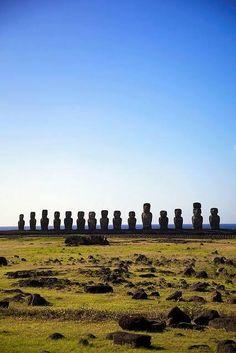 Easter Island (Rapa Nui) - Chile
