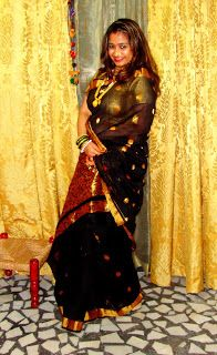 Indian look PINK :
