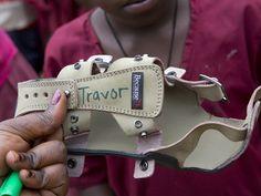 Gloria, you amaze us! Thank you to you and your team! #TheShoeThatGrows #Uganda #GiveTheShoe