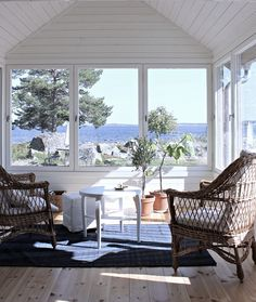 La Maison d'Anna G.: The summer house by the Baltic Sea