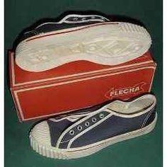 zapatillas Flecha