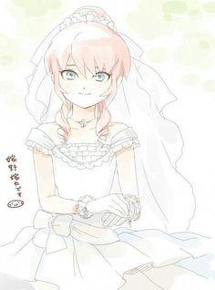 """THỜI GIAN ° SKIP AT THE WEDDING ° """"Bạn Shindou Takuta mất Kirino Ranmaru như wedWife lawly của bạn?"""" Cruch hỏi và Shindou gật đầu """"Tôi"""", ông nói và mỉm cười âu yếm nhìn tôi"""