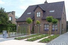 Project DM Heffen - Projecten - Verde Tuinarchitectuur