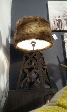 Lamp.. Kare