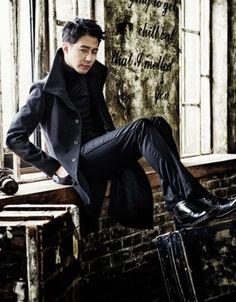 """That Winter - The Wind Blows (KDrama)"", Jo In Sung, Asian Male Stars- long legs. Hot Korean Guys, Korean Men, Asian Men, Asian Actors, Korean Actors, Korean Dramas, Hot Men, Sexy Men, Jo In Sung"