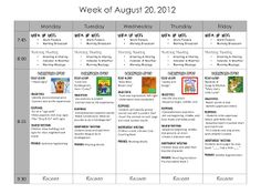 Weekly lesson plan template for preschool funnyg 16501275 beginning of year lesson plans with color of day ideas fandeluxe
