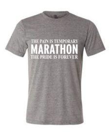 Men's Running Shirt - Pain Is Temporary LAST DAY 20% OFF ALL #RUNNING SHIRT. CODE: 20OFFSHIRT ONLY $2 SHIP.