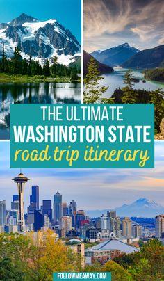 Oregon Road Trip, Oregon Travel, Road Trip Usa, Washington Nationals Park, Washington State, Tacoma Washington, Usa Travel Guide, Travel Usa, Places To Travel