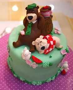 Cake Wrecks - Home - Sunday Sweets: Toons From OurChildhood