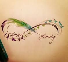 Image result for infinity tattoo