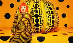 Image result for Yayoi Kusama art project for kids