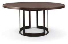 """Elements Round Dining Table (54"""") (335-777, 335-776 ) by Bernhardt Hospitality"""