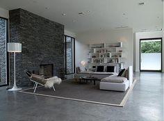 Living Hill Room Interior Design
