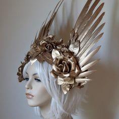 gold-wings-roses-headdress