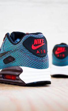 Nike Air Max 90 Suit & Tie Zig Zag Pattern