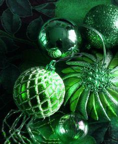 Christmas Green <3