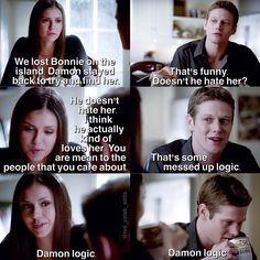 Damon logic